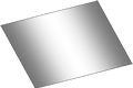 Format présenté à plat